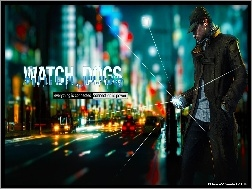 Watch Dogs, M�czyzna